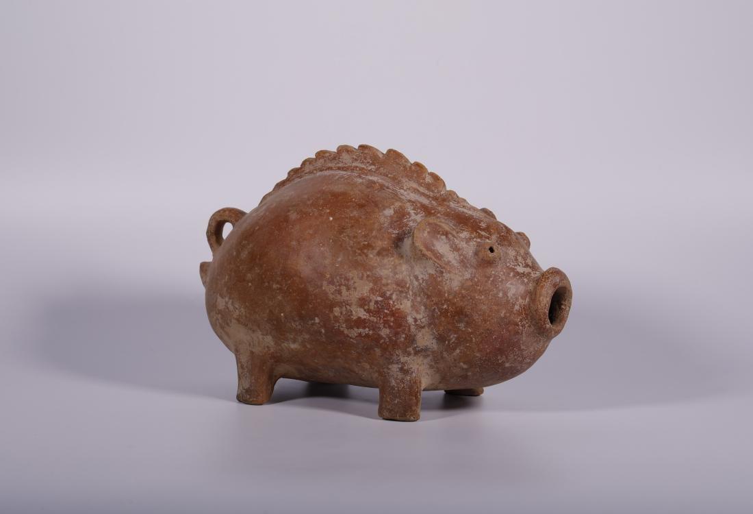 Hongshan Culture - Porcelain Pig - 2