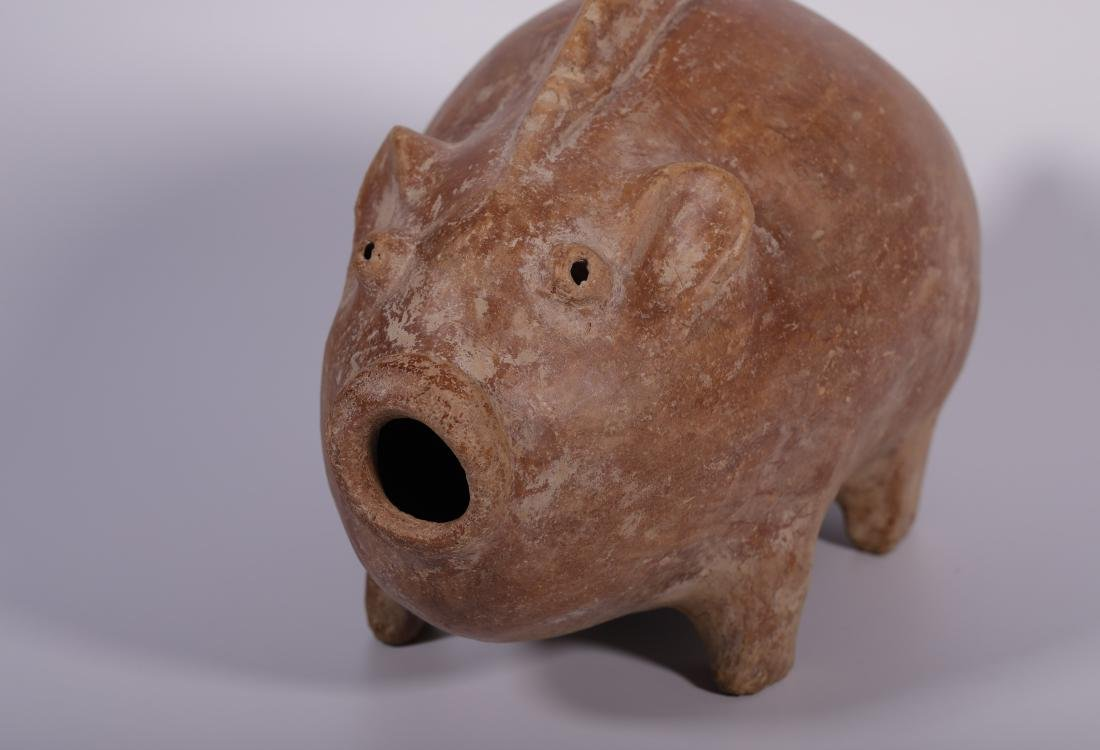 Hongshan Culture - Porcelain Pig - 8