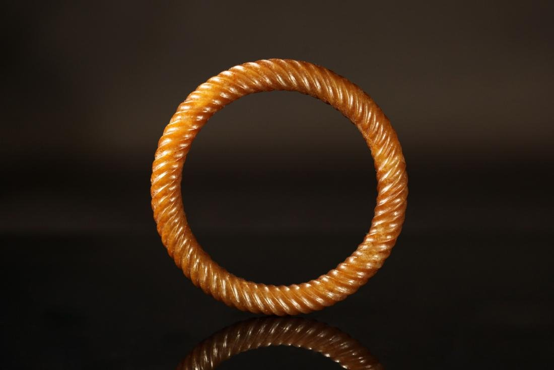 Han Dynasty - 3 Pcs Thread Ringer - 3