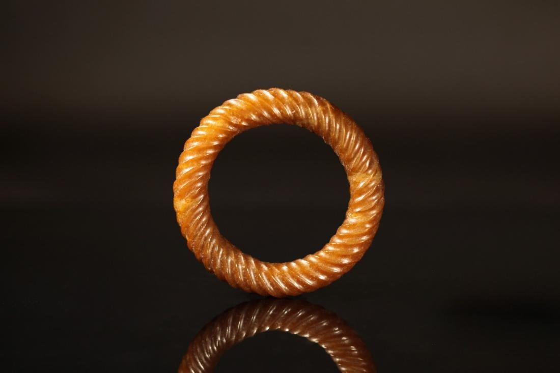 Han Dynasty - 3 Pcs Thread Ringer - 5