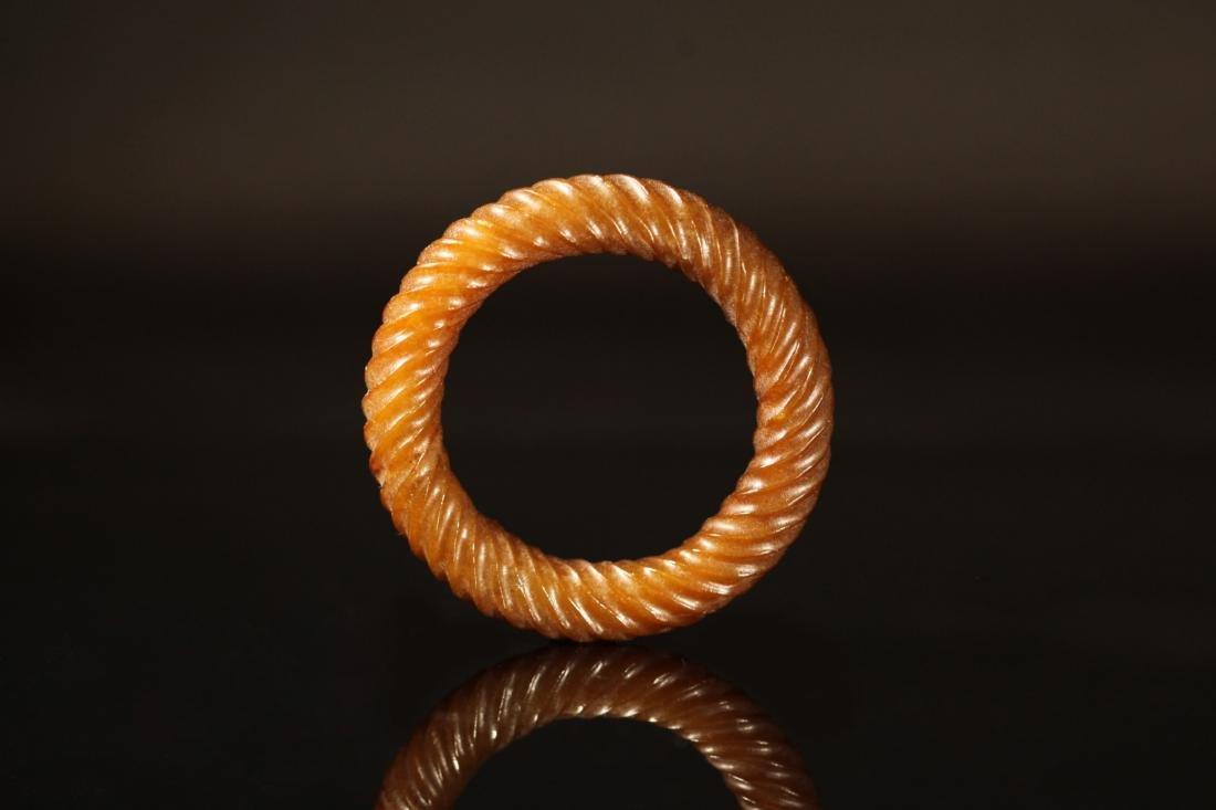 Han Dynasty - 3 Pcs Thread Ringer - 6