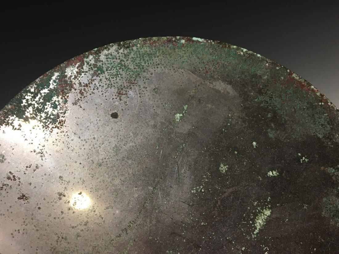 Warring State - Carved Bronze Mirror - 6