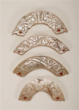 Han Dynasty - Set of Jade Pendant