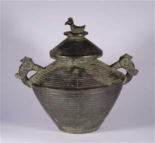 Western Zhou - Bronze Lei