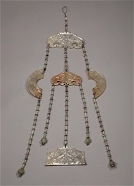 A Set Of Tang Dynasty Phoenix Patterned Decoration