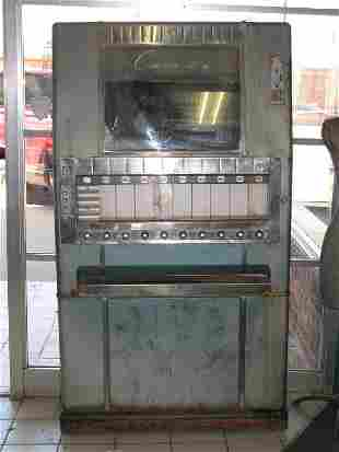 NATIONAL COIN-OP CANDY MACHINE