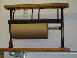 COUNTRY STORE WRAPPING PAPER DISPENSER