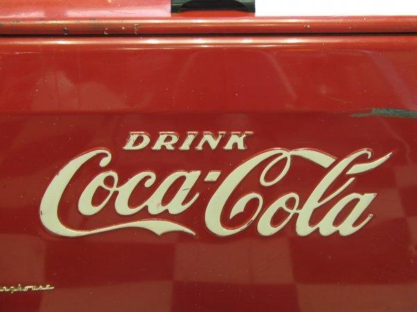 491: 1950s COCA-COLA WESTINGHOUSE WE6 SODA MACHINE - 2