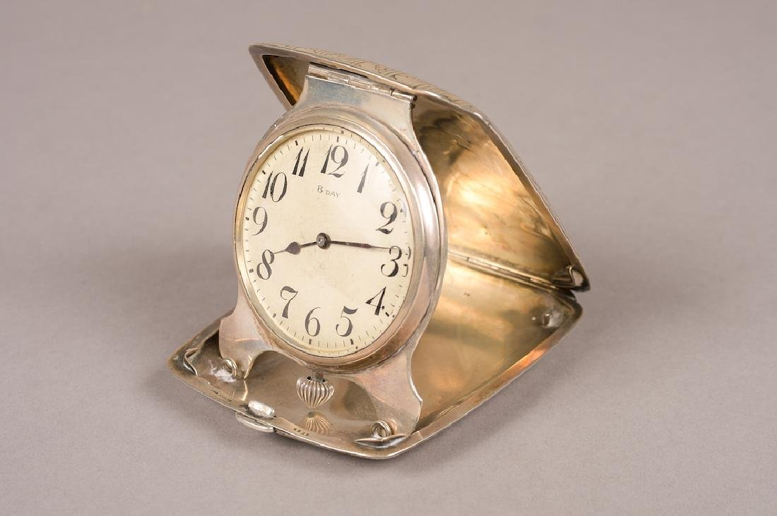 Sterling Silver Watch Compact