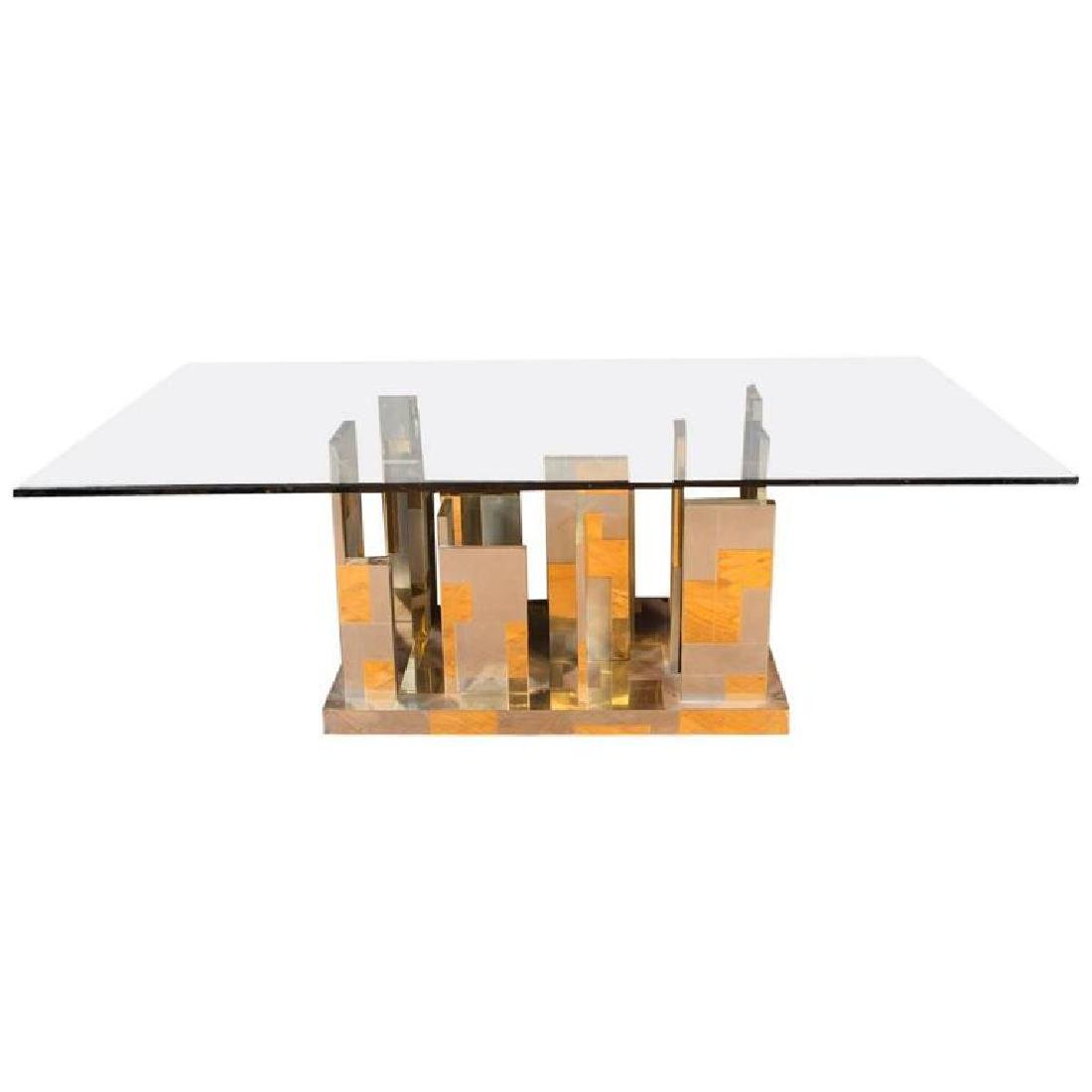 Paul Evans City Scape Dining Table