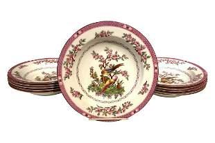Tiffany & Co Retailed Porcelain Plates