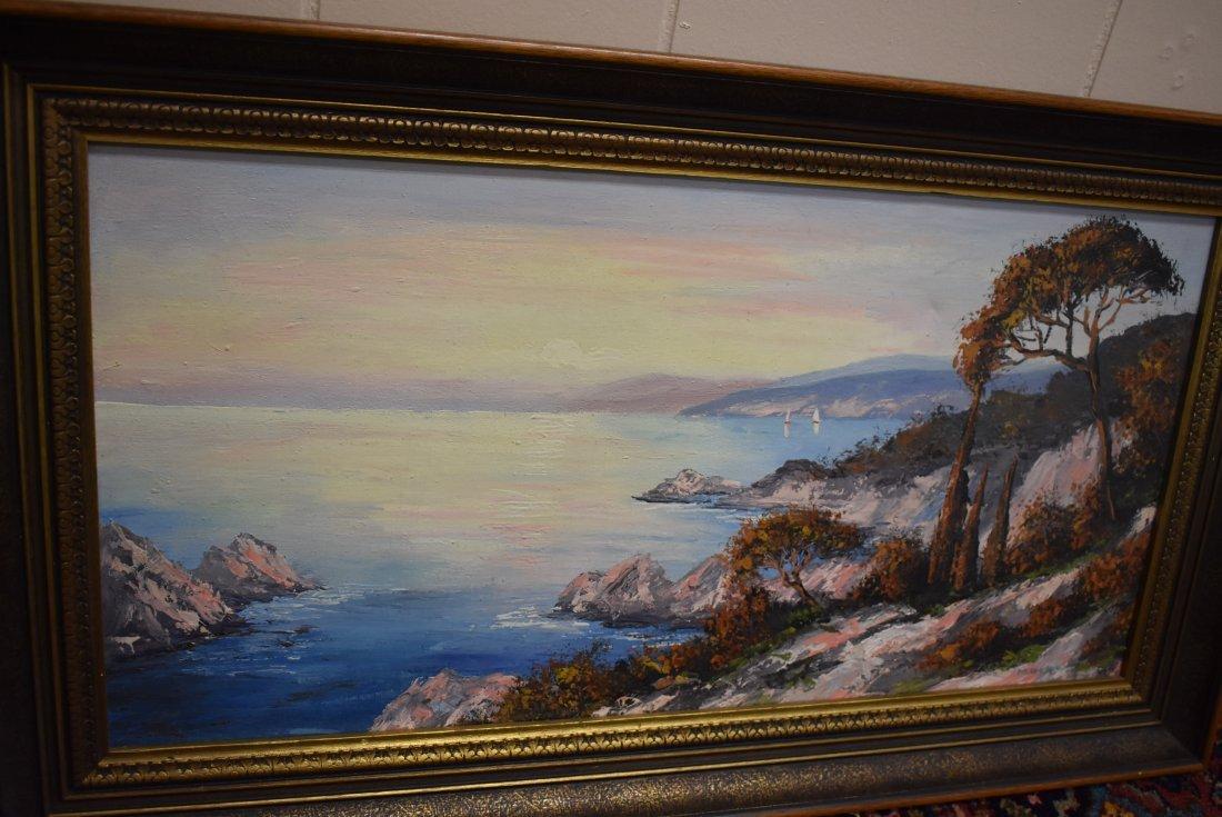 Oil on Canvas signed Marko