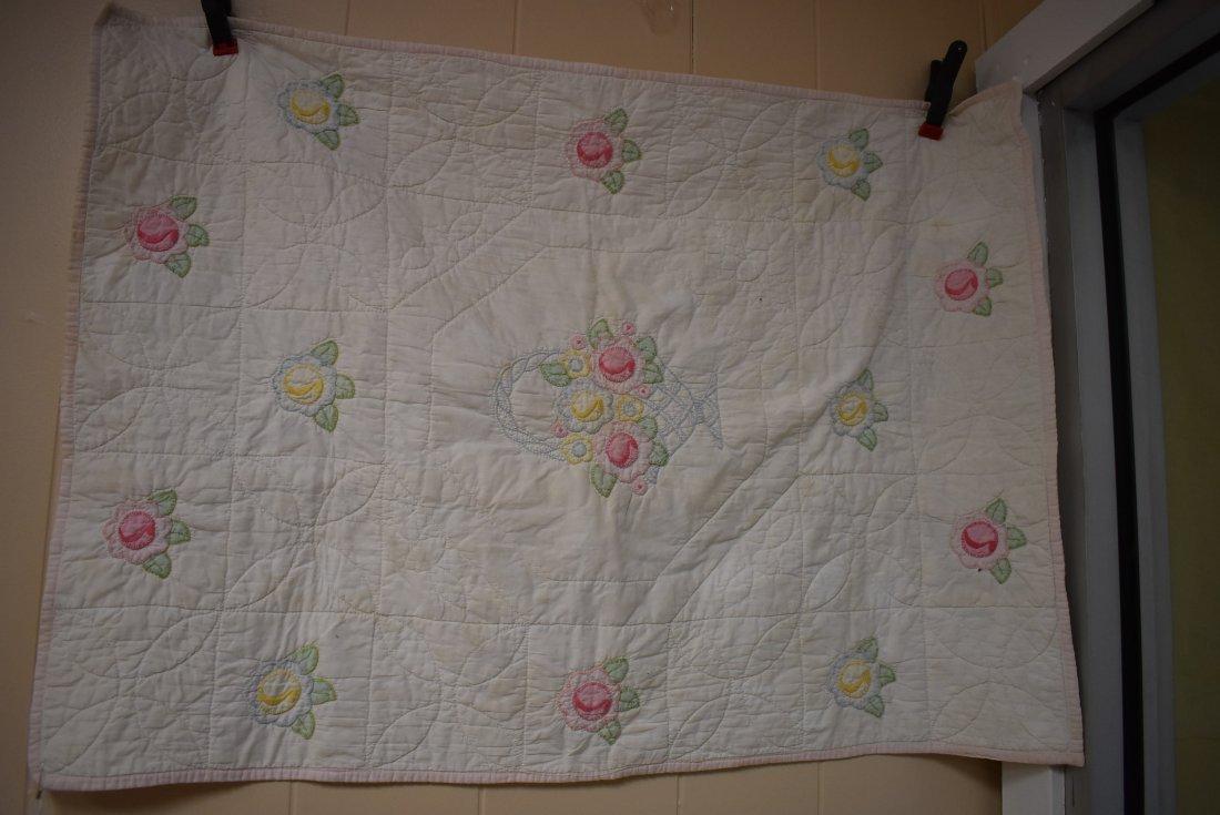 Amish Baby Quilt #21