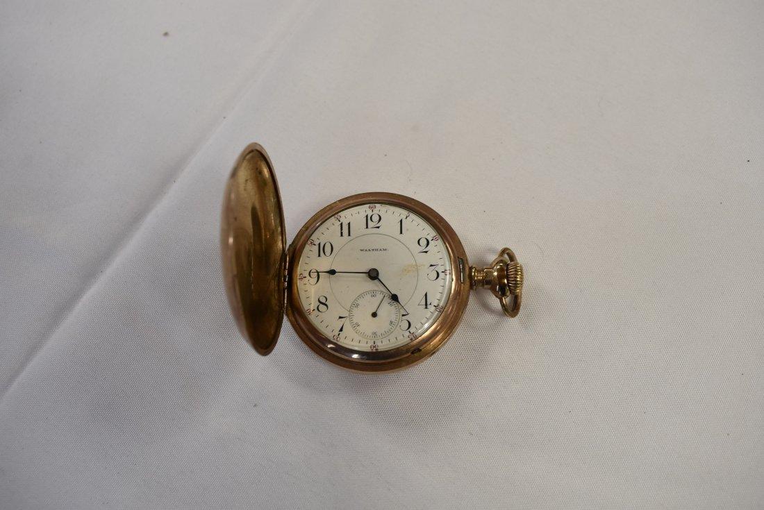 Waltham 21J Lever Set Pocket Watch