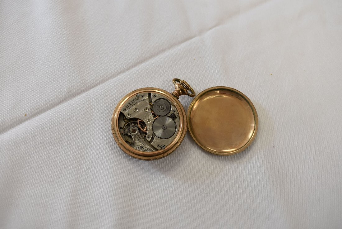 Vintage Waltham Pocket Watch - 3