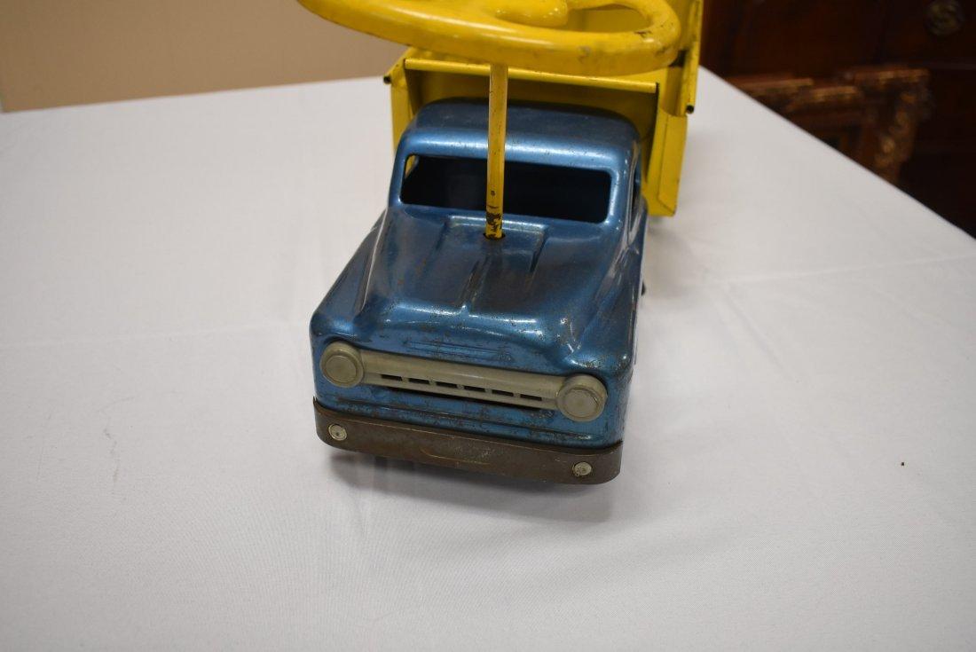 Structo Metal Toy Ride 'er Dump - 3