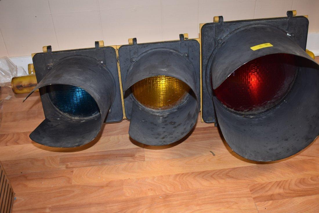Vintage Stoplight
