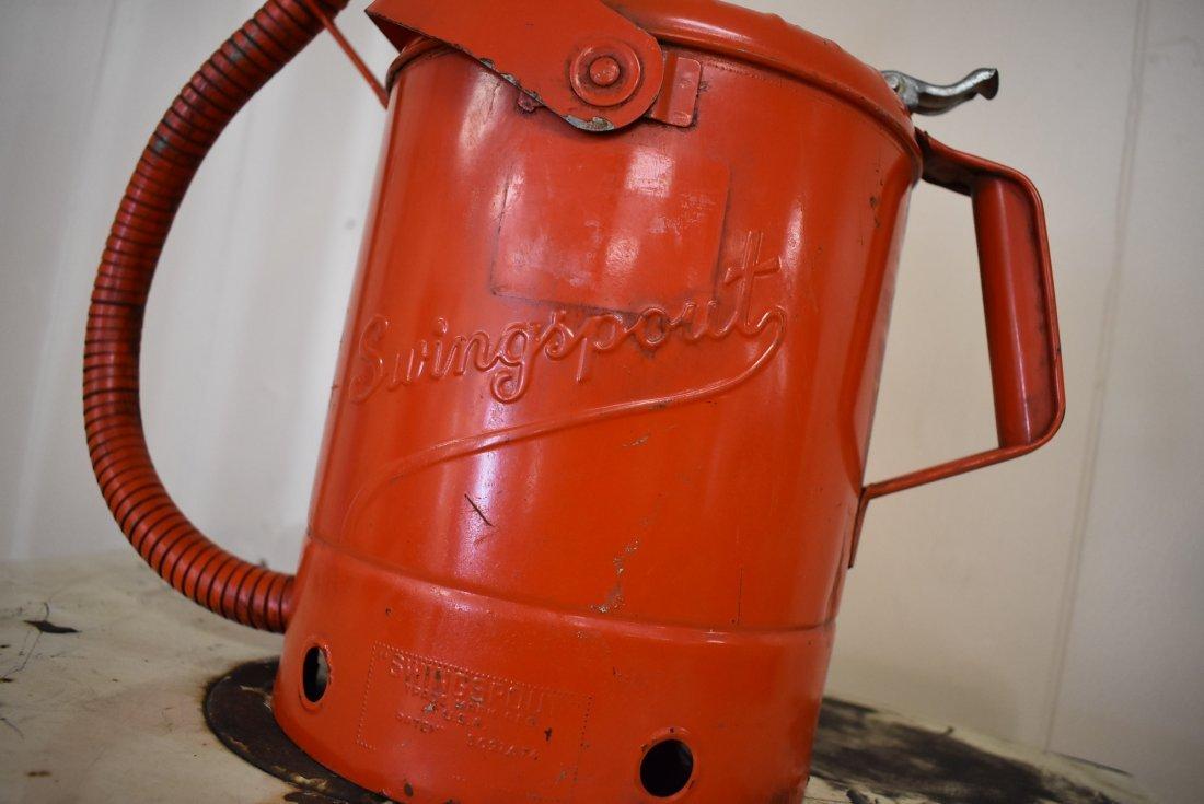 Vintage Swingsport Oil Can - 2