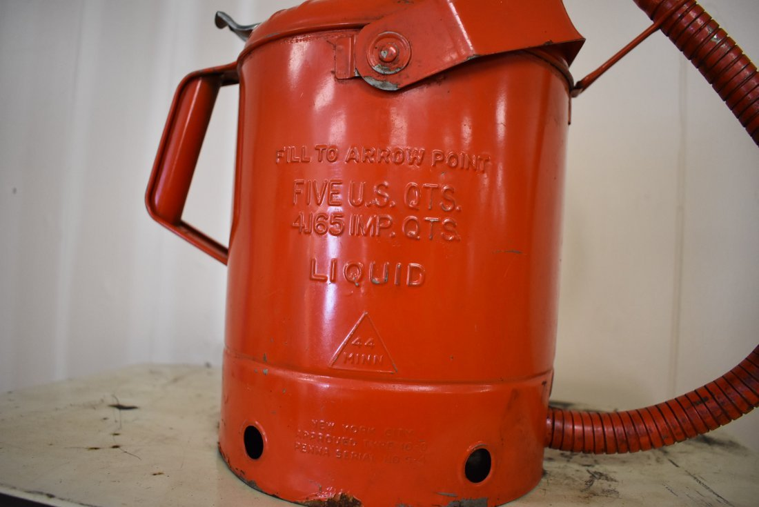 Vintage Swingsport Oil Can - 4