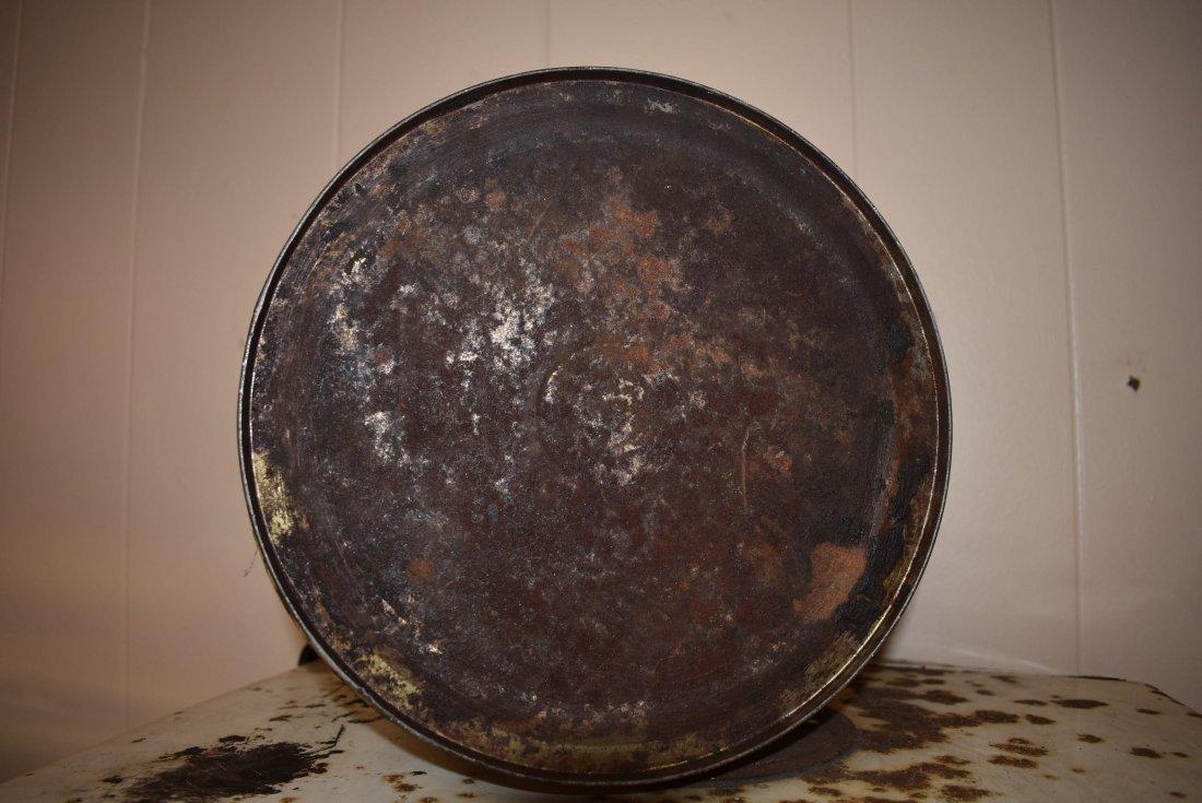 Vintage Standard 5 Gal Oil Can - 4