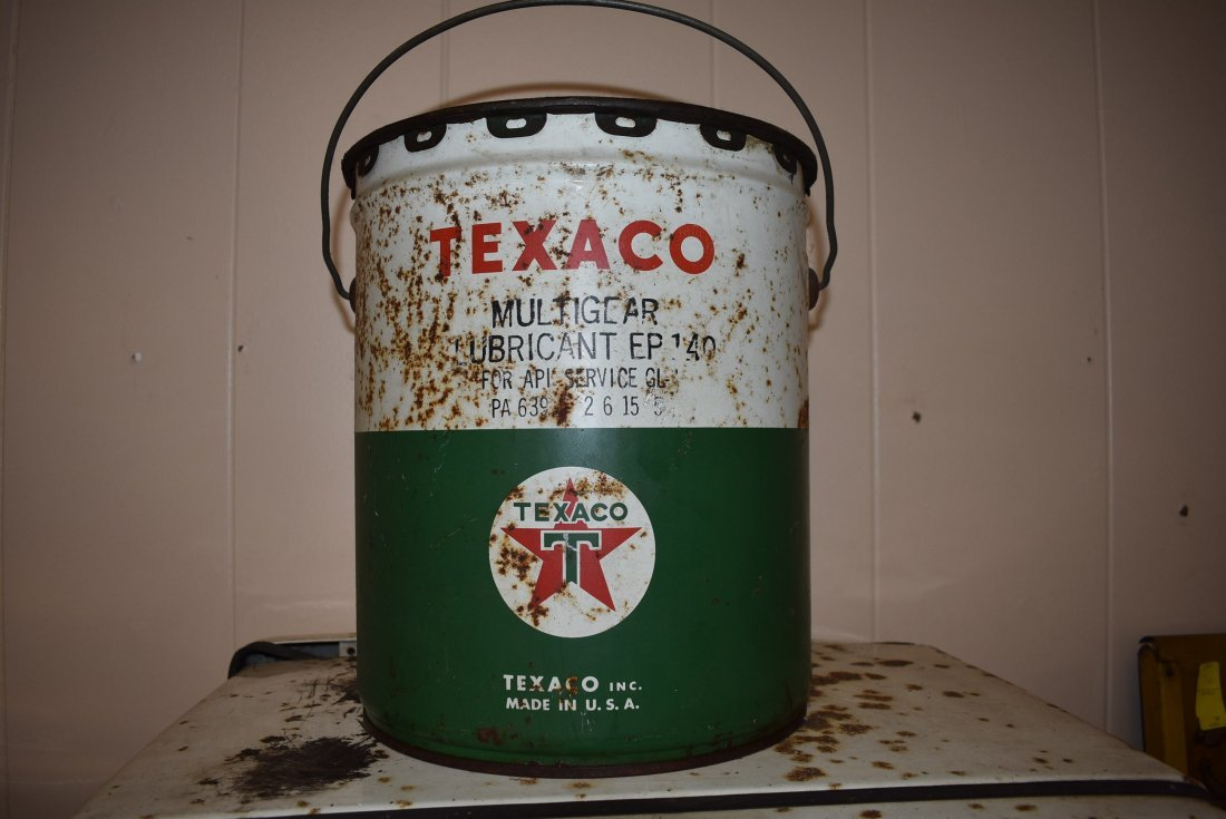 Vintage Texaco Oil Can