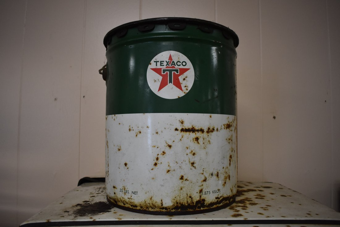 Vintage Texaco Oil Can - 2