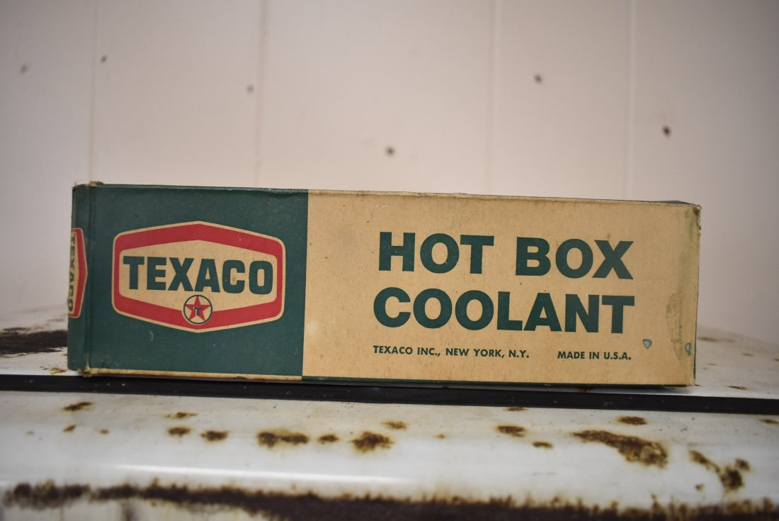Texaco Railroad Hot Box Coolant