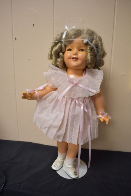 Vintage Shirley Temple Doll