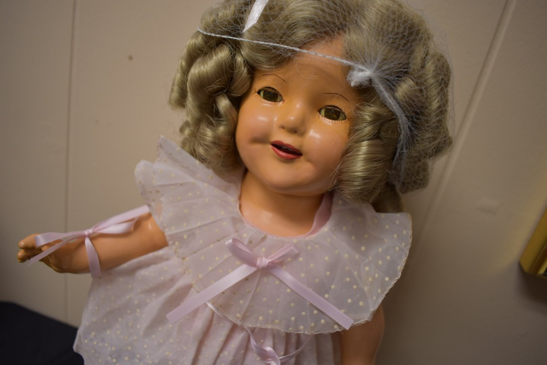 Vintage Shirley Temple Doll - 2