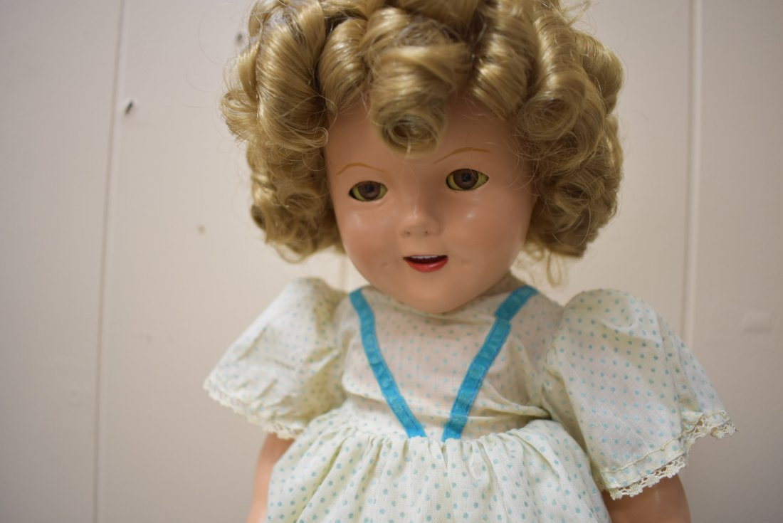 "Vintage Ideal Shirley Temple Doll 18"" - 3"