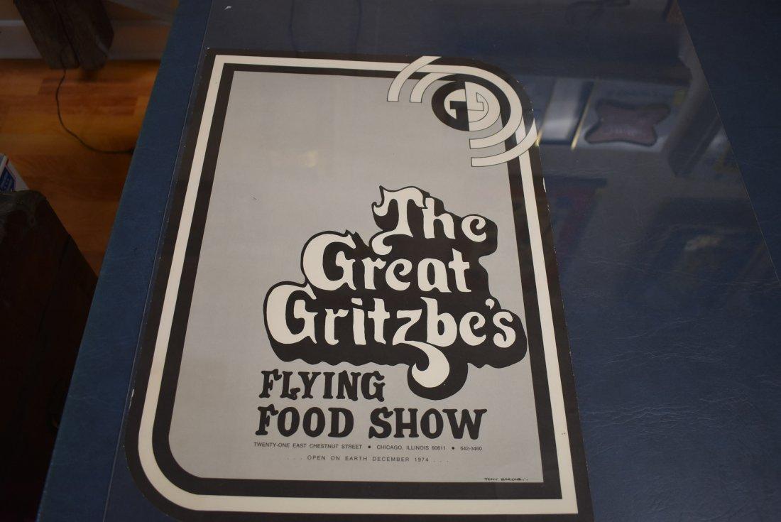 1974 Great Gritzbe's Menu