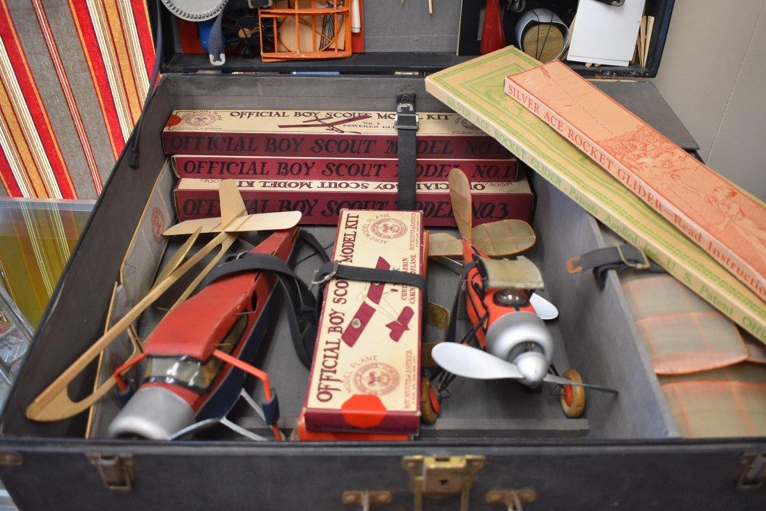 Early Boy Scouts Model Plane Kit RARE - 3