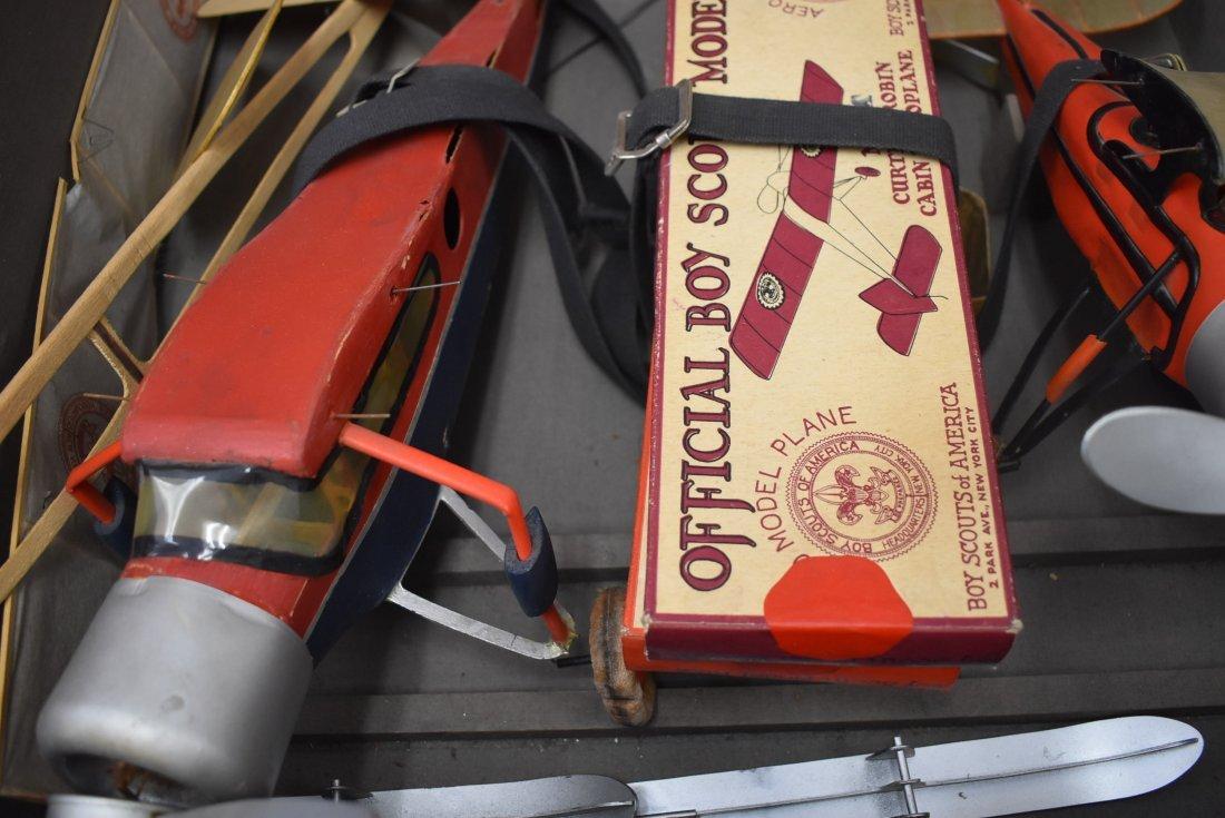 Early Boy Scouts Model Plane Kit RARE - 7