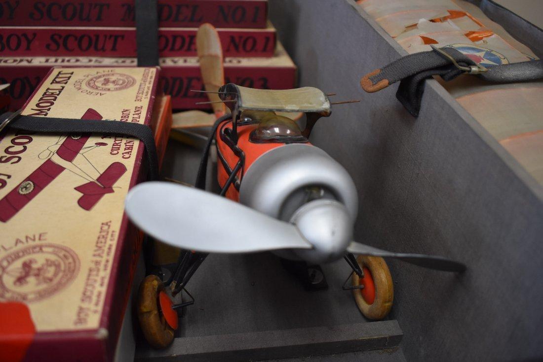 Early Boy Scouts Model Plane Kit RARE - 8