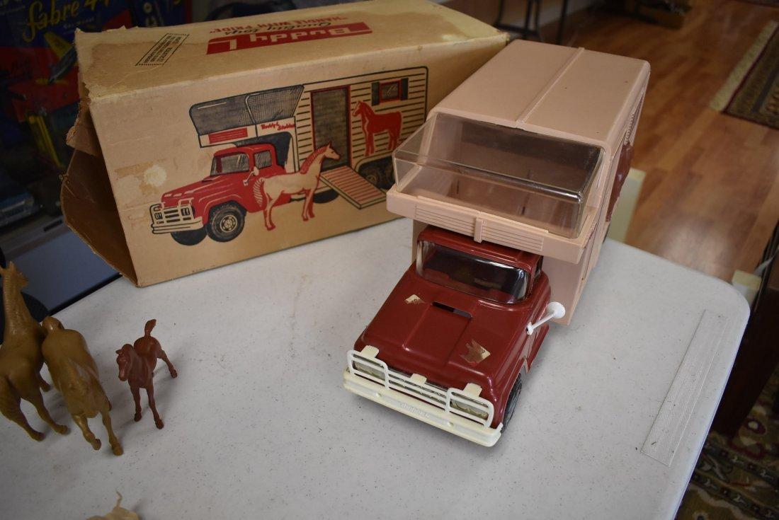 Buddy L Stables Horse Van - 2