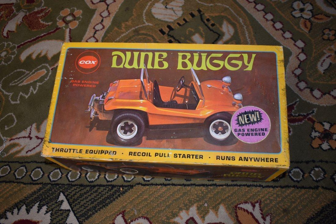Vintage CoxGas Powered Dune Buggy