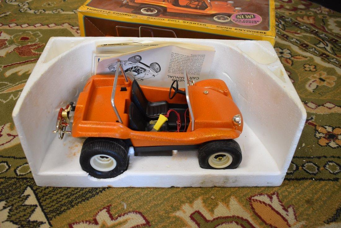 Vintage CoxGas Powered Dune Buggy - 2