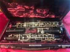 Buffet Crampon Cie A Paris Oboe