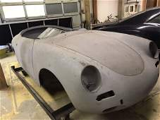 Rare 1960 Porsche 356 B Roadster