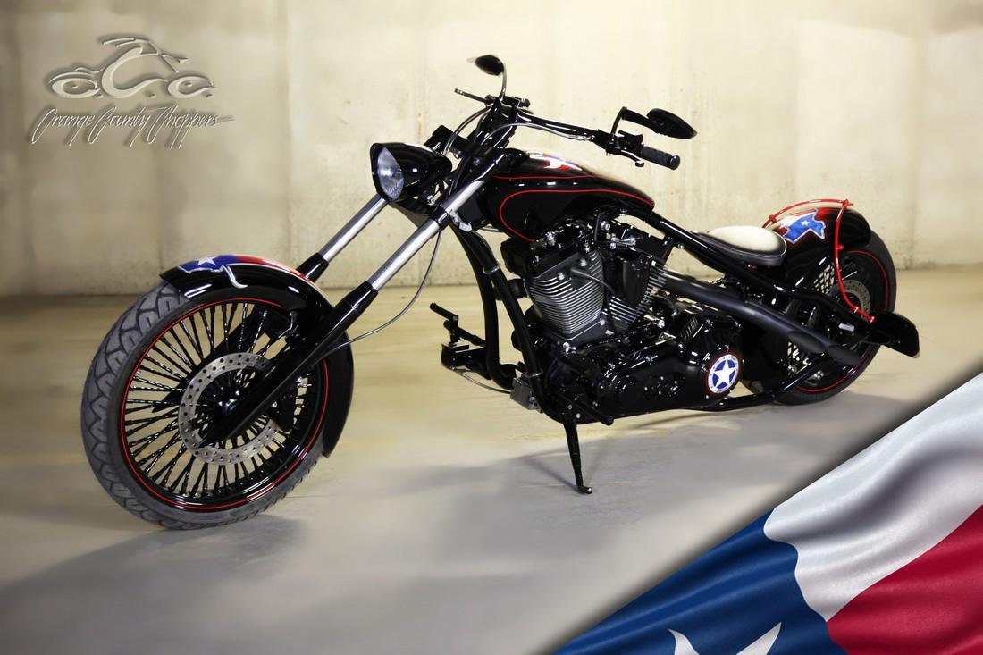 Orange County Choppers - Texas Strong Bike - 3