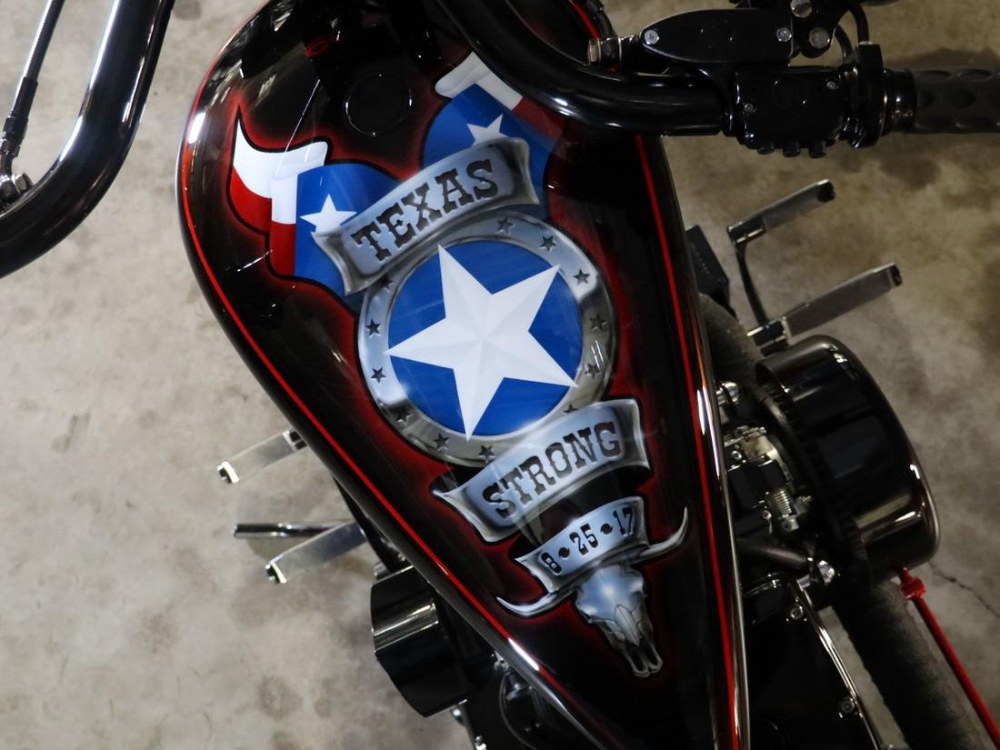 Orange County Choppers - Texas Strong Bike - 4