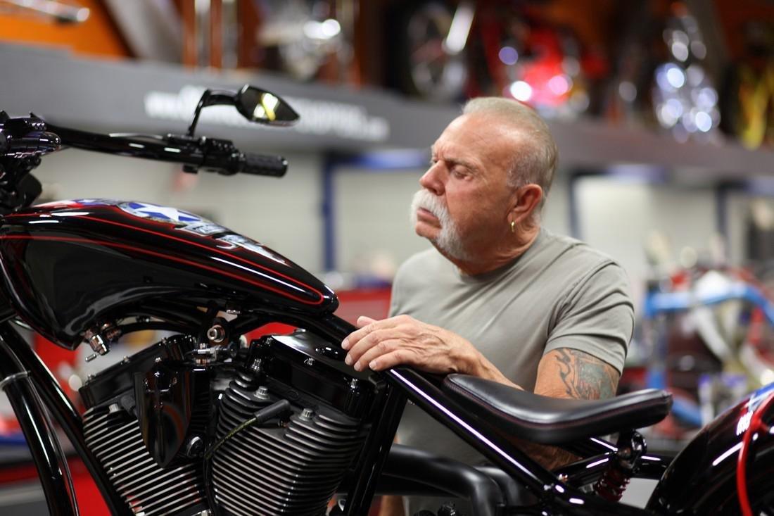 Orange County Choppers - Texas Strong Bike - 5