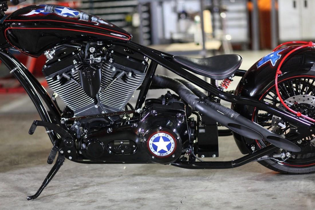 Orange County Choppers - Texas Strong Bike - 6