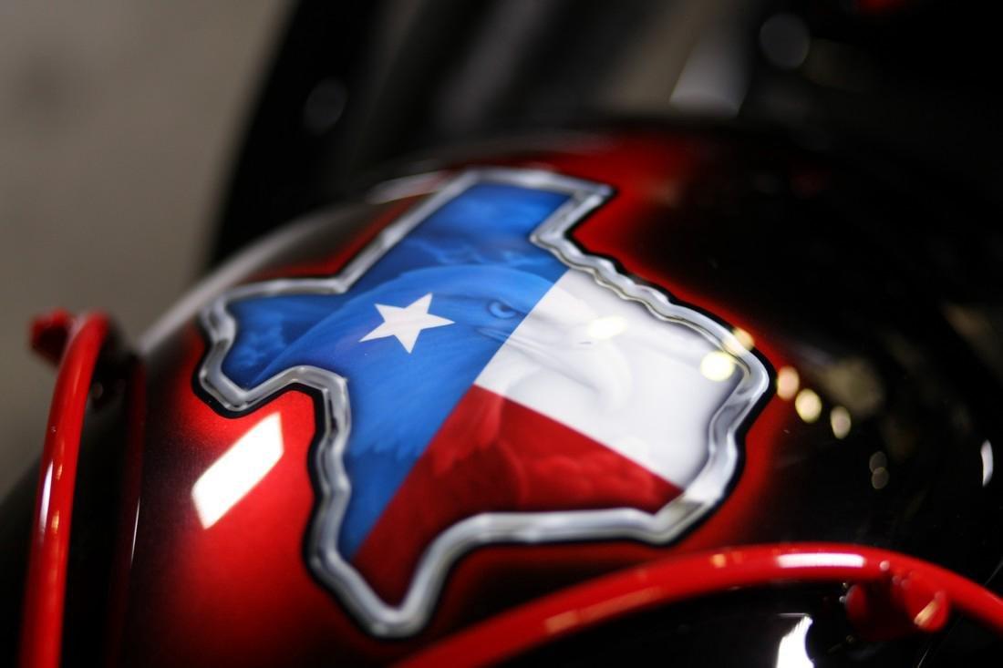 Orange County Choppers - Texas Strong Bike - 7