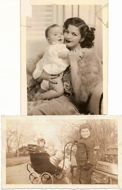 1361: Boxing: Jack Dempsey, 8 Original Family Pictures - 6