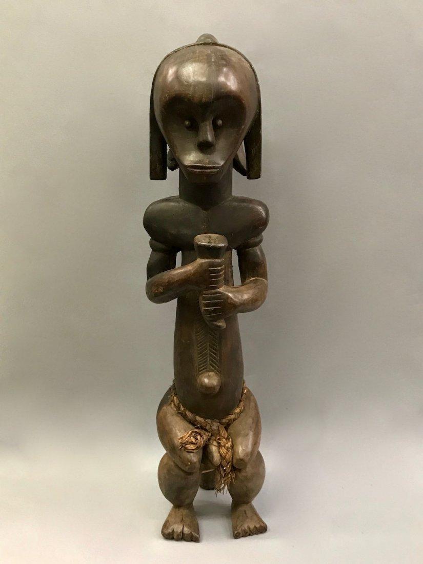 Fang Statue Gabon