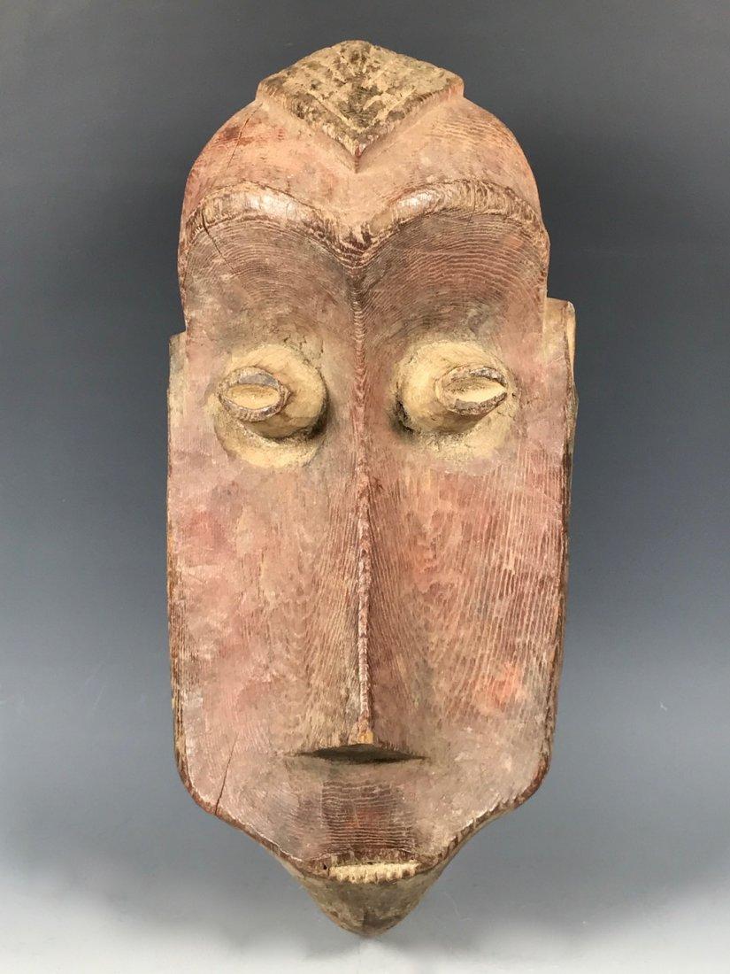 Mambila Forehead Mask