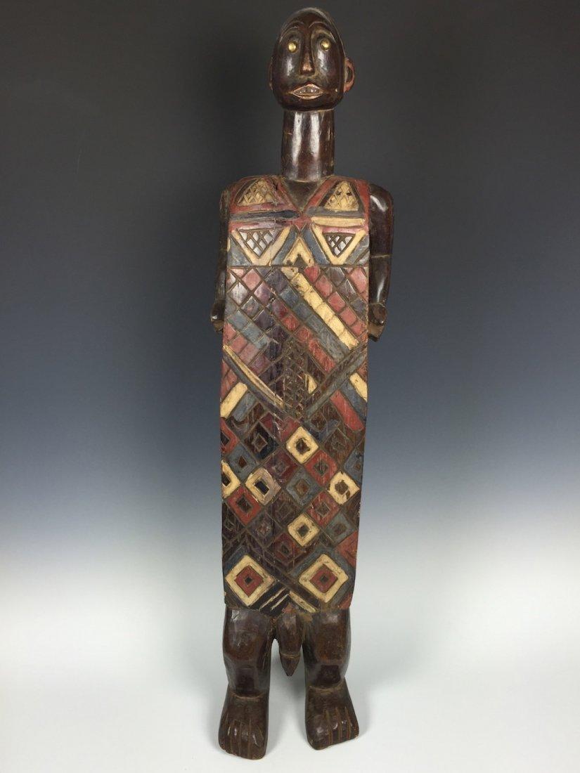 Tanzania Coffin Box  Statue
