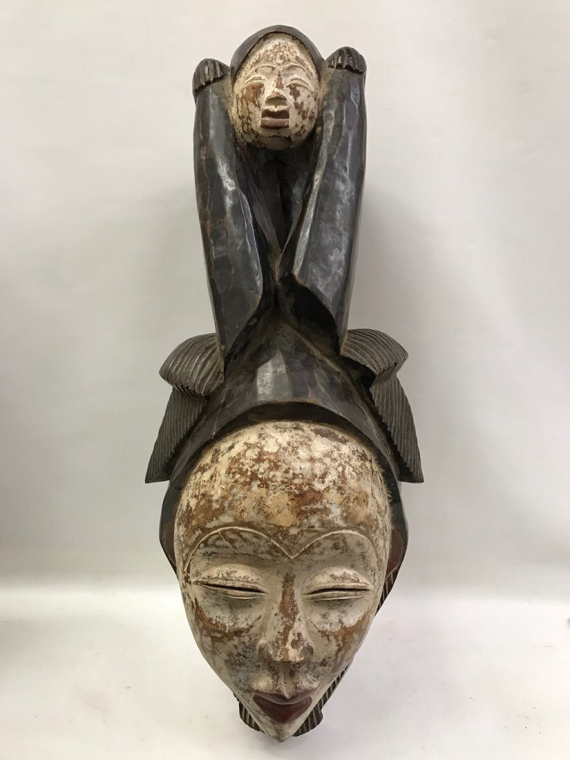 Large Punu Mask