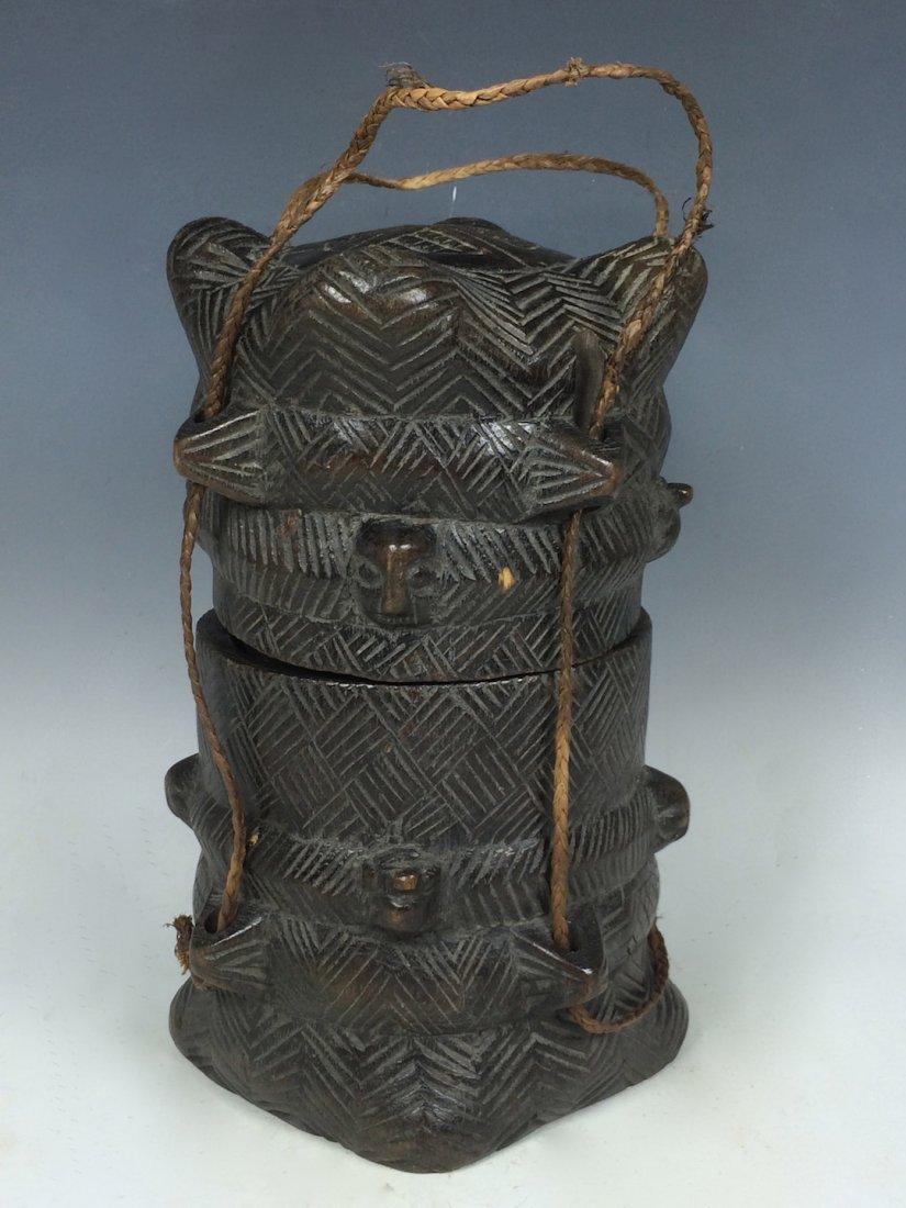 Kuba Ritual Box